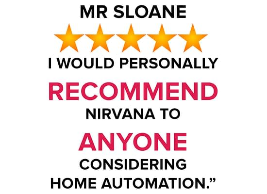 Mr Sloane Testimonial